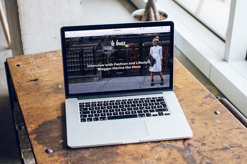 Crea un sito web per il tuo business online