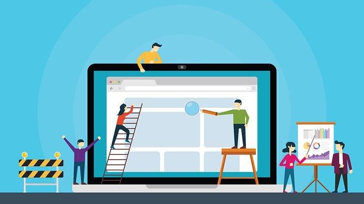 Crea un sito web