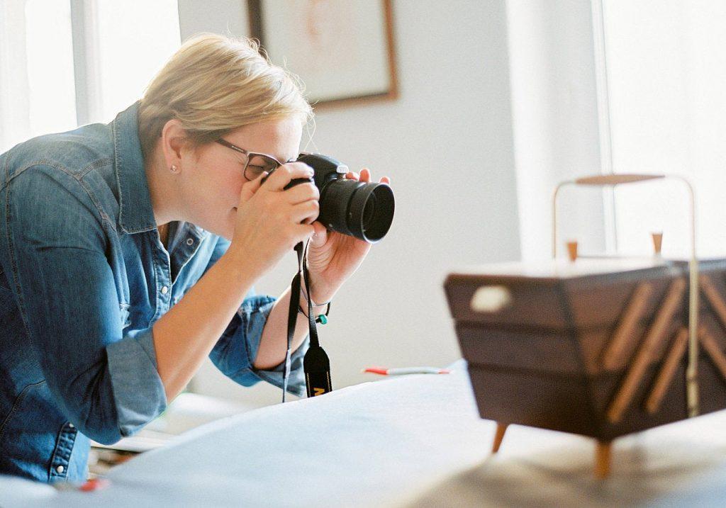 Fotografare prodotti per amazon FBA