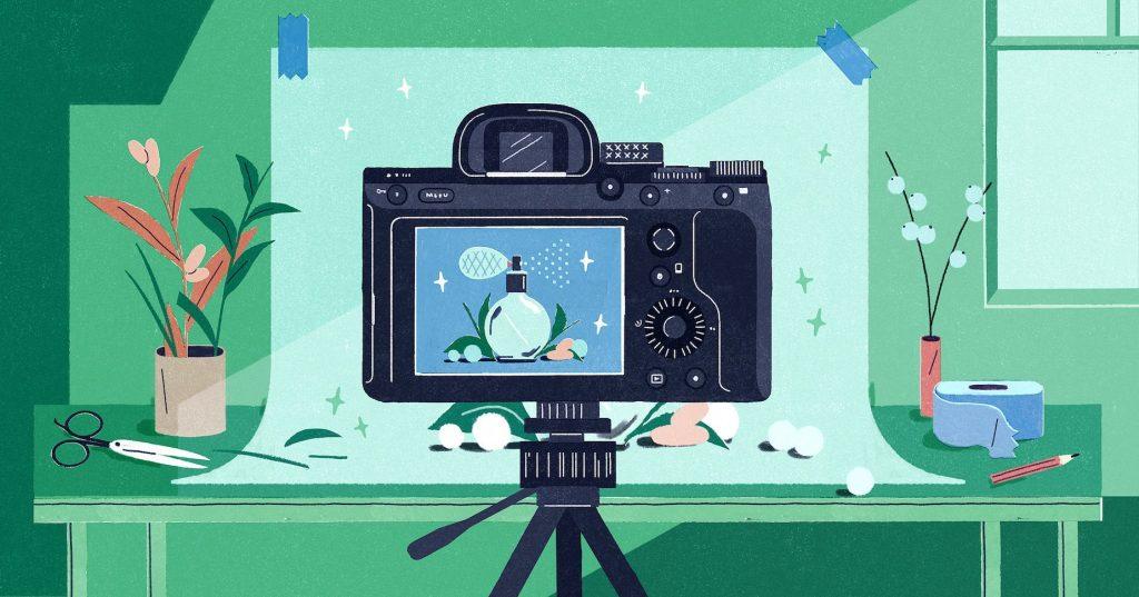 Fotografie e descrizioni dei prodotti