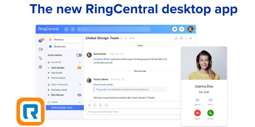 RingCentral  - Il miglior strumento di comunicazione all-inclusive