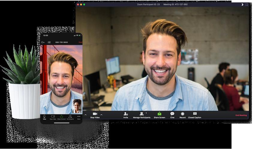Zoom - Il meglio per le videoconferenze gratuite