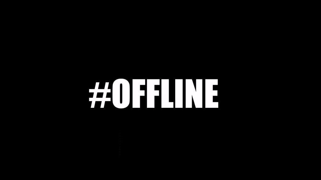 Riposo è sinonimo di offline