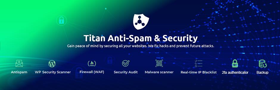 Titan Antispam & Security