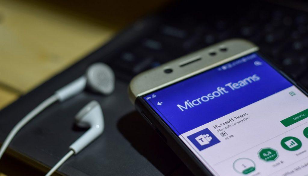 Microsoft Teams App