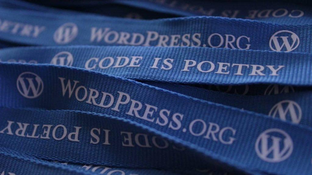 WordPress oggi