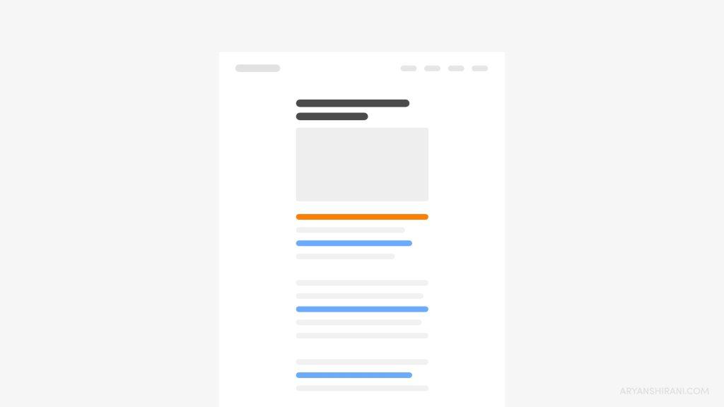 Cos'è una pillar page?
