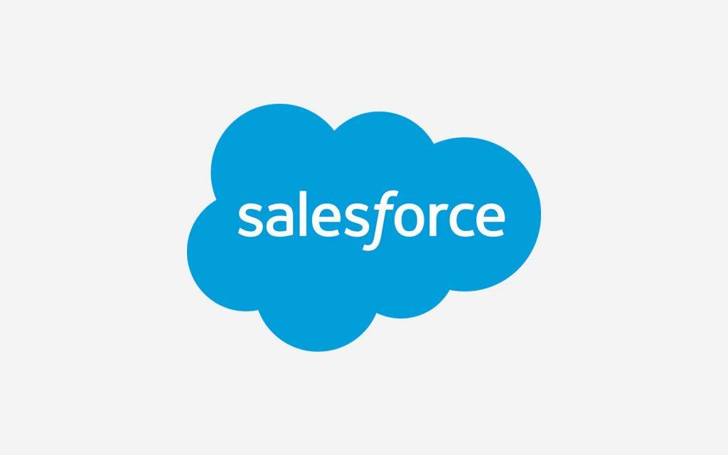 Salesforce come funziona logo